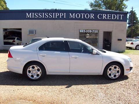 2011 Ford Fusion for sale in Starkville, MS