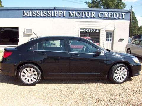 2014 Chrysler 200 for sale in Starkville, MS