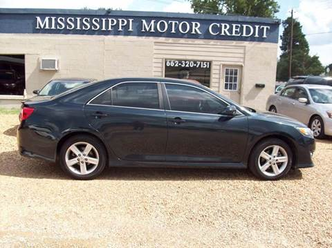 2014 Toyota Camry for sale in Starkville, MS