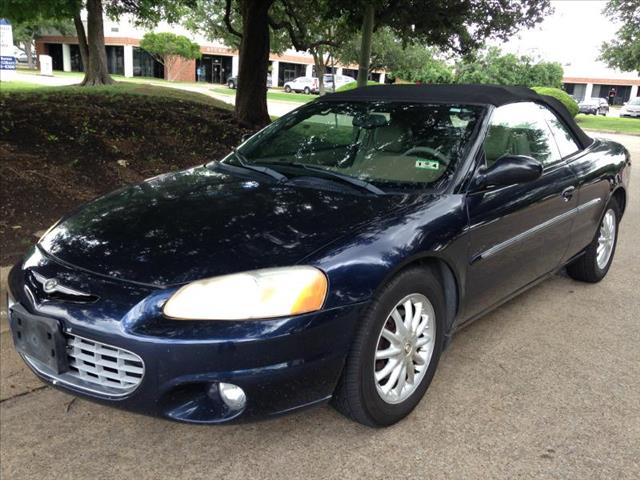 2002 Chrysler Sebring for sale in Dallas TX