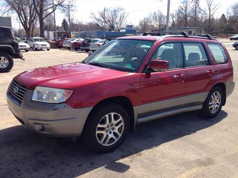 2006 Subaru Forester for sale in Appleton WI