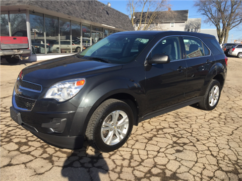 2012 Chevrolet Equinox for sale in Appleton, WI