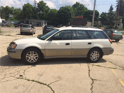 2002 Subaru Outback for sale in Appleton, WI