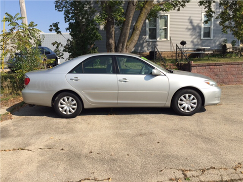 2005 Toyota Camry for sale in Appleton, WI