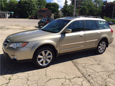 2008 Subaru Outback for sale in Appleton, WI