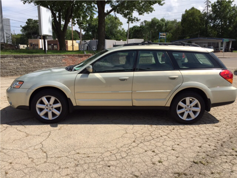 2007 Subaru Outback for sale in Appleton WI
