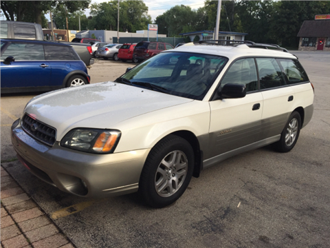 2003 Subaru Outback for sale in Appleton, WI