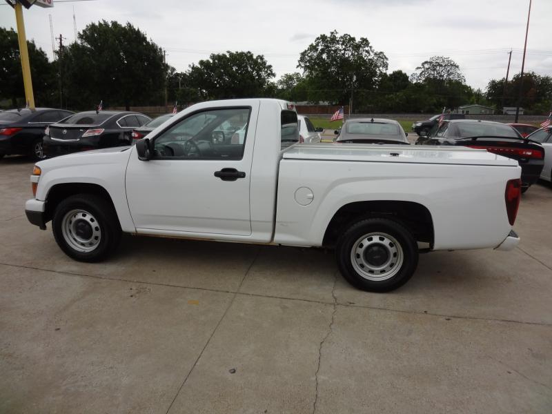 2012 Chevrolet Colorado 4x2 Work Truck 2dr Regular Cab - Garland TX