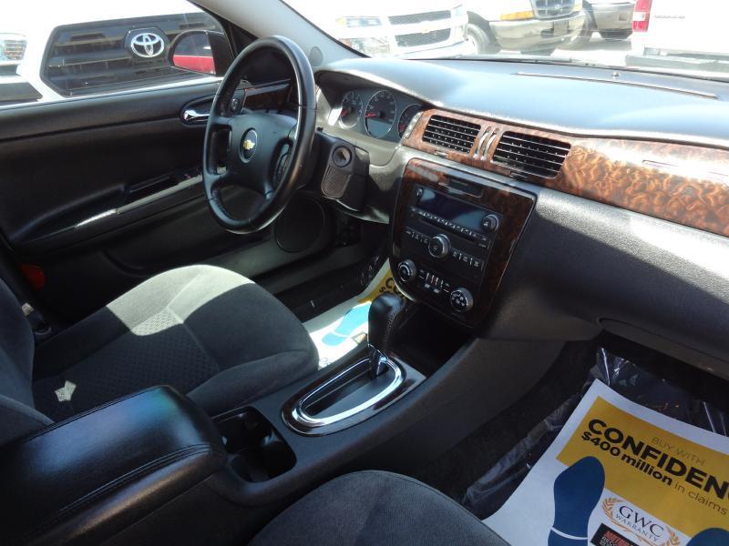 2012 Chevrolet Impala LT Fleet 4dr Sedan - Garland TX