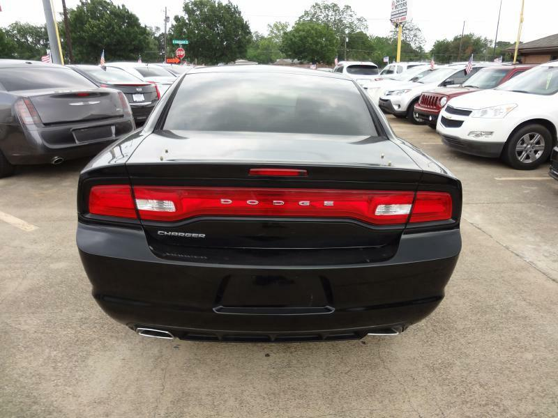 2013 Dodge Charger SE 4dr Sedan - Garland TX