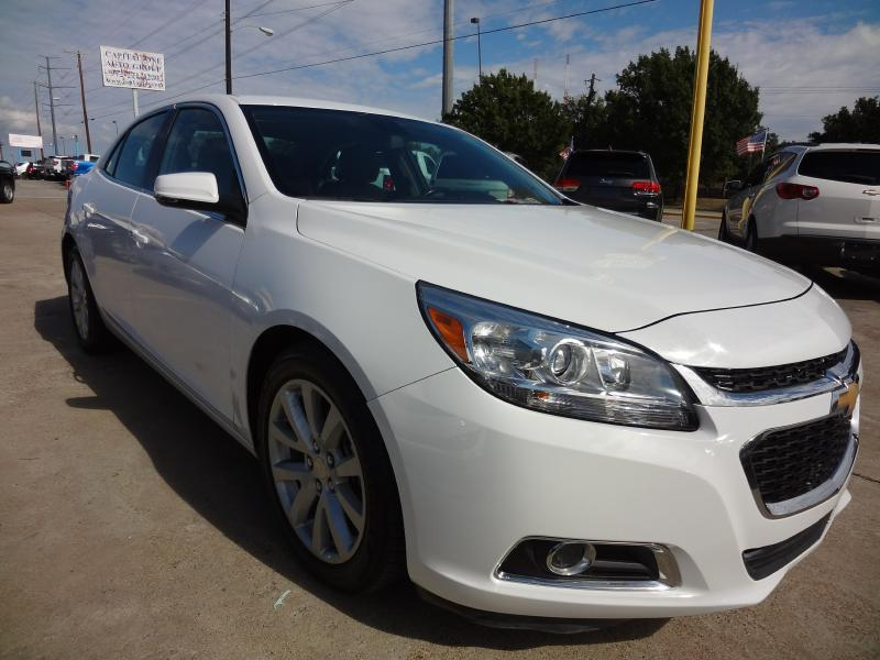 2015 chevrolet malibu lt 4dr sedan w 2lt in garland tx. Black Bedroom Furniture Sets. Home Design Ideas