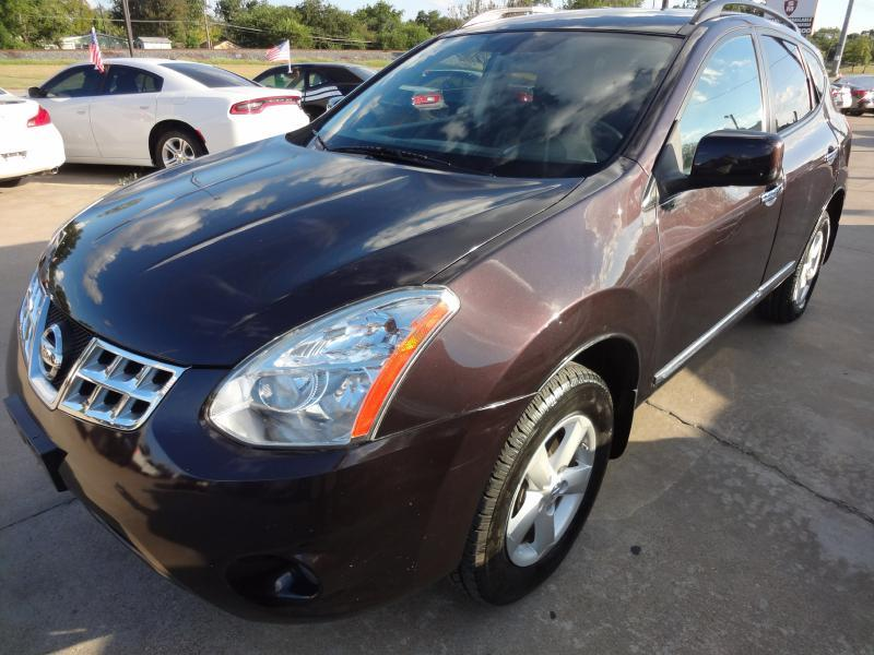 2013 Nissan Rogue AWD S 4dr Crossover - Garland TX