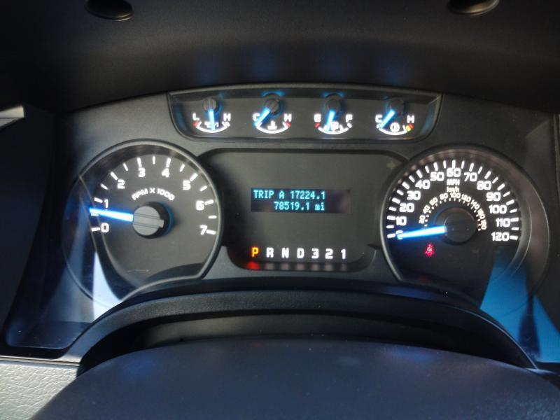 2013 Ford F-150 4x2 XL 2dr Regular Cab Styleside 8 ft. LB - Garland TX