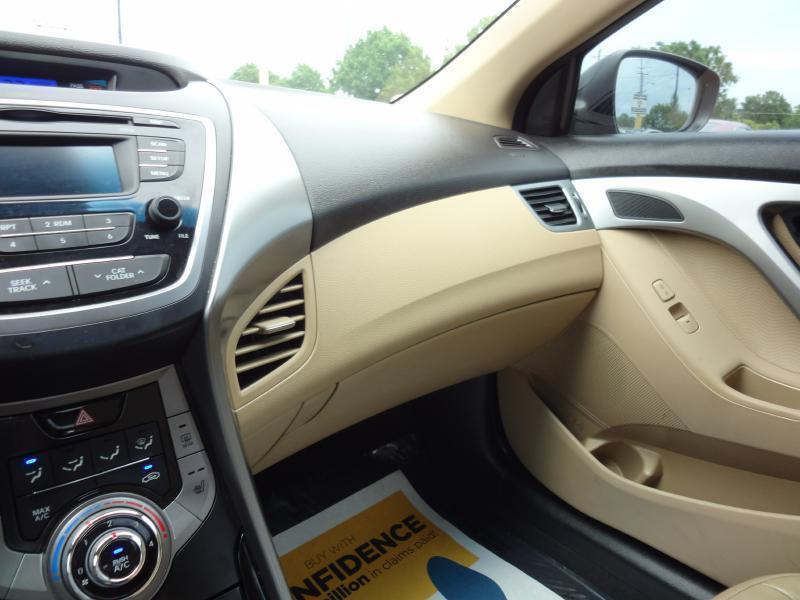 2013 Hyundai Elantra GLS 4dr Sedan - Garland TX
