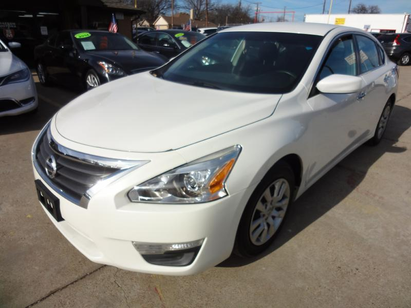 2013 Nissan Altima 2.5 S 4dr Sedan - Garland TX