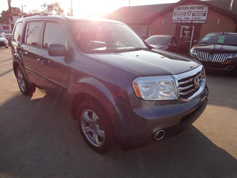2014 Honda Pilot for sale in Garland, TX