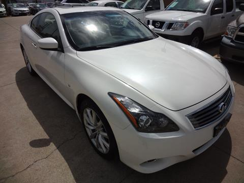 Infiniti Q60 Coupe For Sale Carsforsale