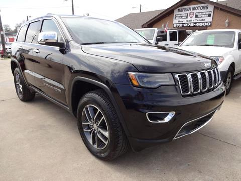 2018 Jeep Grand Cherokee for sale in Garland, TX