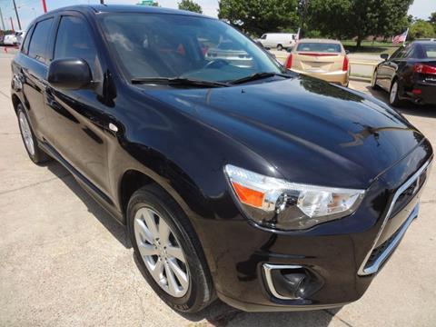 2014 Mitsubishi Outlander Sport for sale in Garland, TX