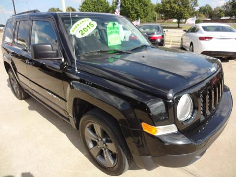 2015 Jeep Patriot for sale in Garland, TX