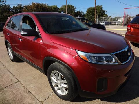 2014 Kia Sorento for sale in Garland, TX