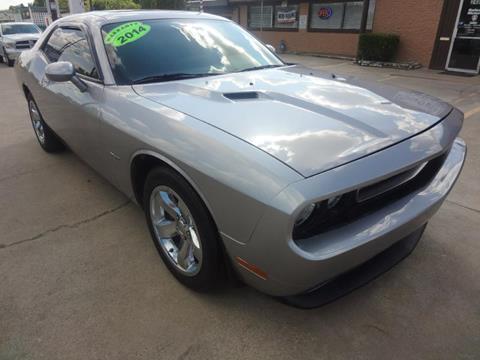 2014 Dodge Challenger for sale in Garland, TX
