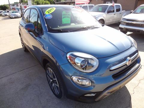 2017 FIAT 500X for sale in Garland, TX