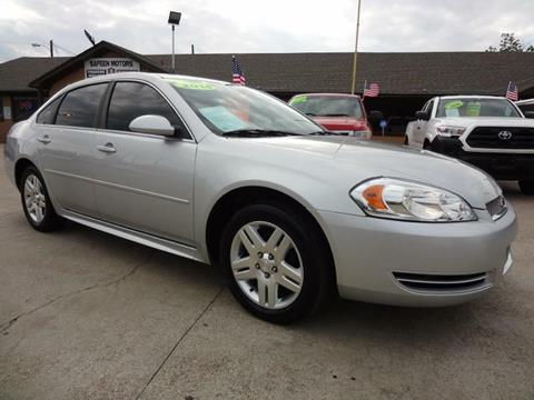 2014 Chevrolet Impala Limited for sale in Garland, TX