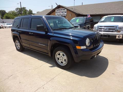 2016 Jeep Patriot for sale in Garland, TX