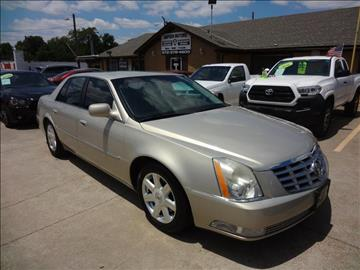 2007 Cadillac DTS for sale in Garland, TX