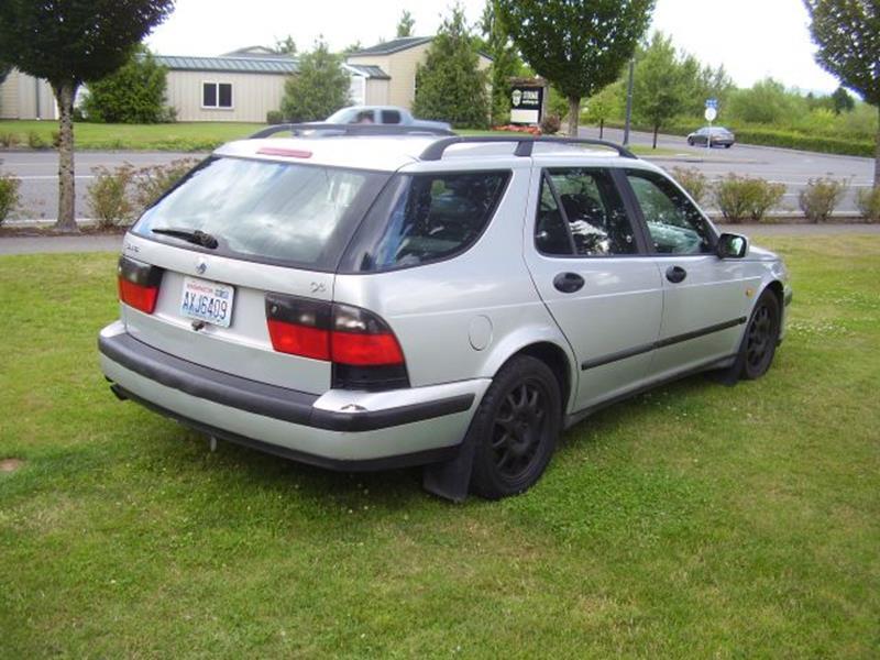 2000 Saab 9-5 wagon - Battle Ground WA