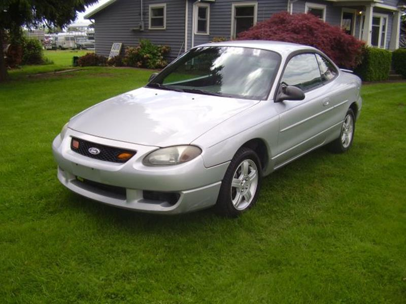 2003 Ford Escort ZX2 2dr Coupe - Battle Ground WA