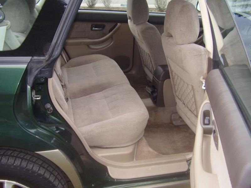 2001 Subaru Outback AWD 4dr Wagon w/Weather Pkg - Battle Ground WA