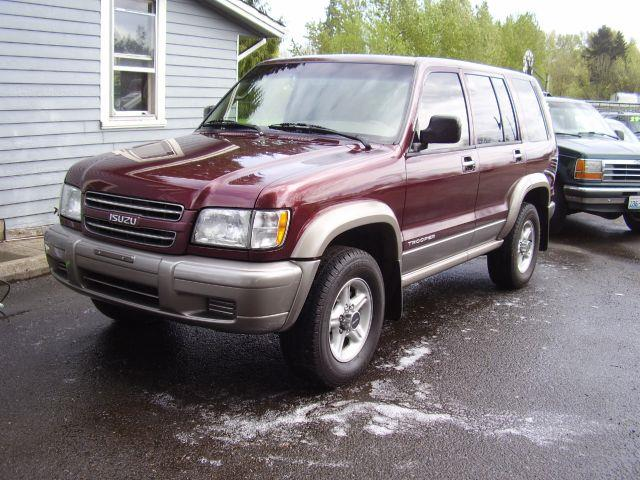 2001 Isuzu Trooper for sale in BATTLE GROUND WA