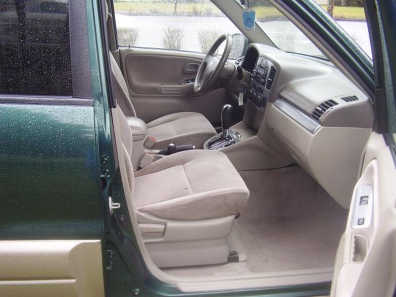 2003 Suzuki Grand Vitara 4WD 4dr SUV - Battle Ground WA
