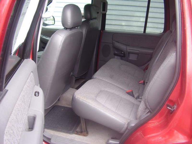 2004 Ford Explorer XLS 4WD 4dr SUV - Battle Ground WA
