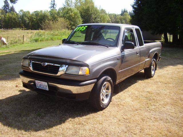 1999 Mazda B-Series Pickup