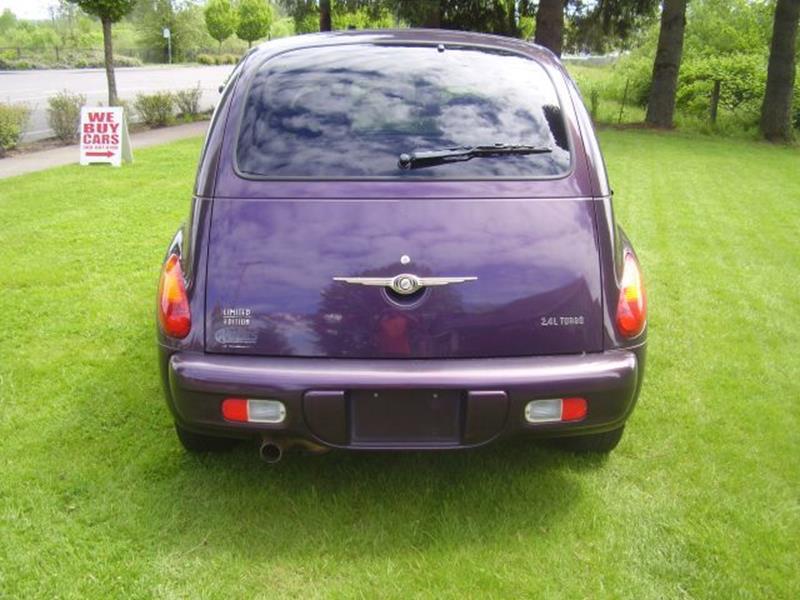 2004 Chrysler PT Cruiser Limited Edition Turbo 4dr Wagon - Battle Ground WA