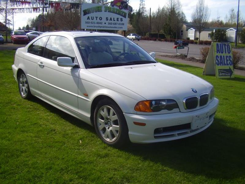 2000 BMW 3 Series 323Ci 2dr Coupe - Battle Ground WA