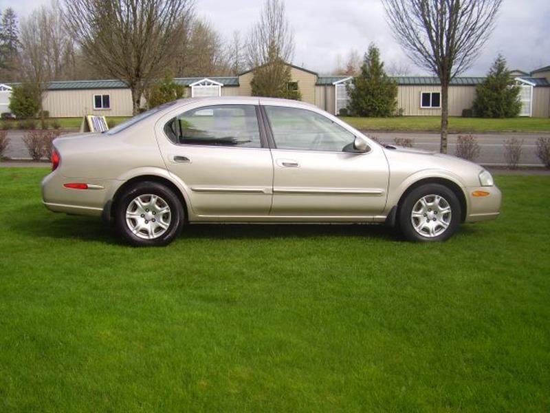2001 Nissan Maxima GXE 4dr Sedan - Battle Ground WA