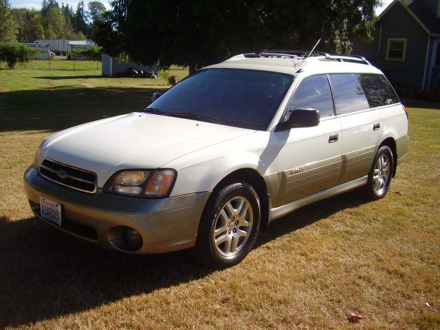 2000 subaru outback awd 4dr wagon in battle ground wa. Black Bedroom Furniture Sets. Home Design Ideas