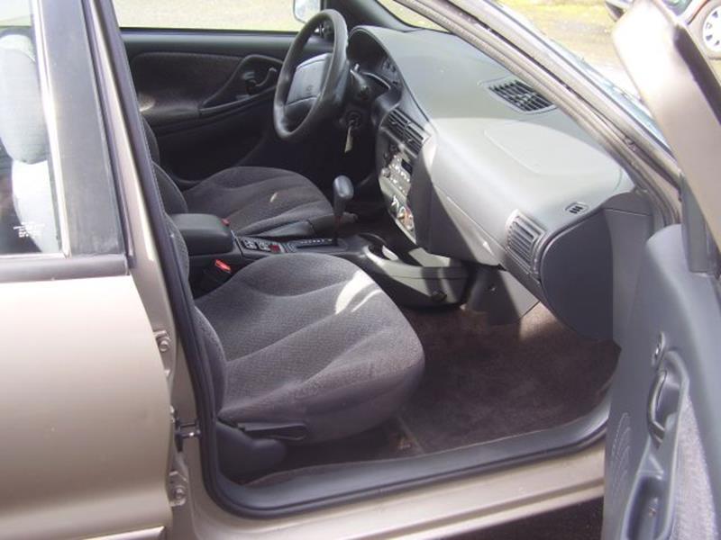 2002 Chevrolet Cavalier LS 4dr Sedan - Battle Ground WA