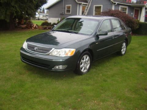 2001 Toyota Avalon for sale in Battle Ground, WA