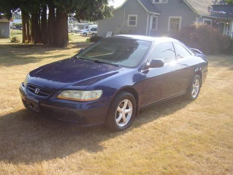 2001 Honda Accord for sale in Battle Ground, WA