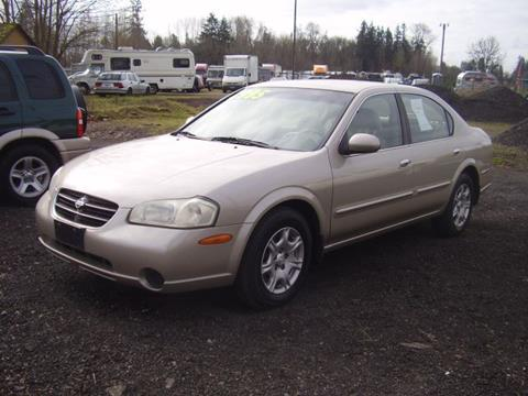 2001 Nissan Maxima for sale in Battle Ground, WA