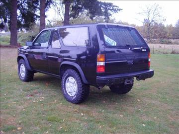 1989 Nissan Pathfinder