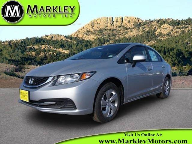 Used 2015 Honda Civic Lx 4dr Cvt In Ft Collins Co At