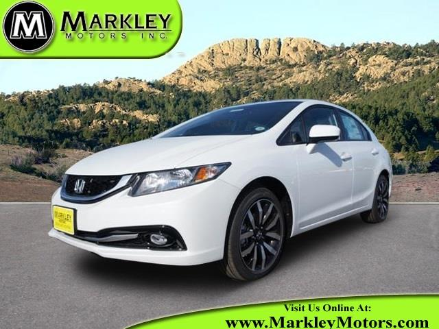 Used 2015 Honda Civic Ex L 4dr In Ft Collins Co At Markley