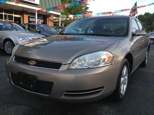 2006 Chevrolet Impala for sale in Stafford VA