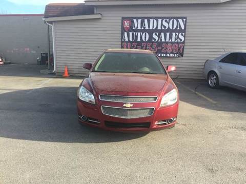 2008 Chevrolet Malibu for sale in Indianapolis, IN